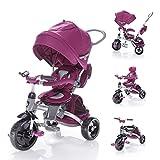 Zopa Tricycle Citigo (Mulberry Pink)