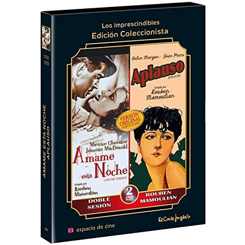 Amame Esta Noche + Apaluso - 2 DVD - Love Me Tonight...