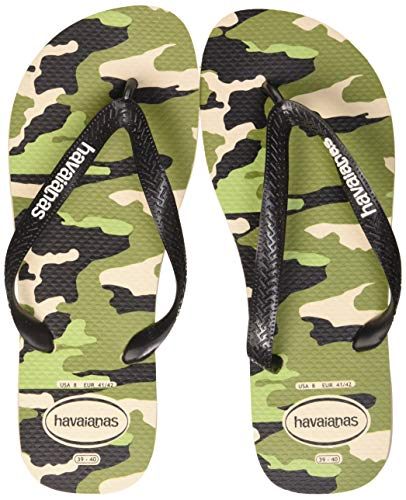 Havaianas Top Camu, Chanclas Unisex Adulto, Multicolor
