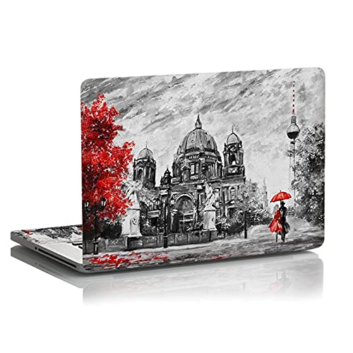 BIJIHUA Laptop Skin Sticker Decal Laptop Skin Universal Laptop Skin Cover Sticker Decal for Hp/Acer/Dell/Asus/Sony 10 13 13.3 15 15.4 15.6 17 17.3