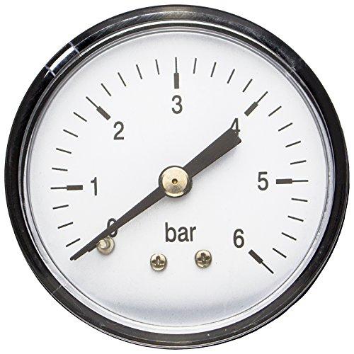 AWM AM-HWW-MM Hauswasserwerk Manometer Druckanzeige 1/4 Zoll