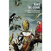 Airs De Cour -CD+Book-