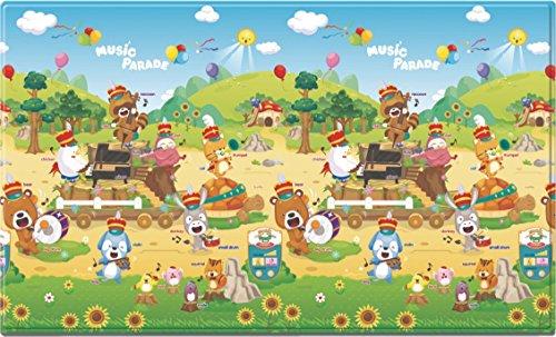 Dwinguler Playmat Large Music Parade