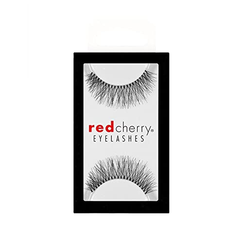 0fb72f51ab9 Red Cherry Eyelashes #747m (3 Pair Packs)