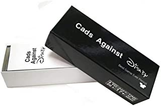 Cames Against Dizny Edition Contains 828 Cards 260 Black Cards, 568 White Cards (Cards Against dizni)