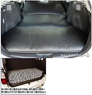 ハイラックスサーフ 210系 車種別専用ラブベッド PUレザータイプ ベットカラー:グレー オプションクッション有