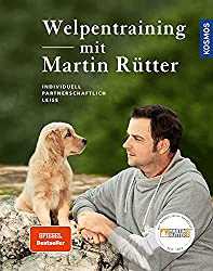 Buch: Welpentraining mit Martin Rütter - Gebundene Ausgabe