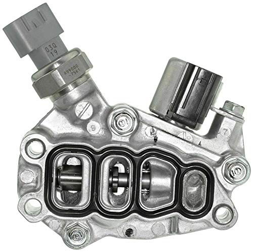 AKWH VTEC Solenoid Spool Valve with Gasket Part#15810-RKB-J01 15810RKBJ01 For Honda Odyssey 2005-2007