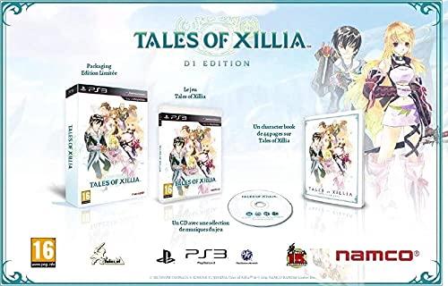 Tales of Xillia Edition Day One -[Importación francesa]