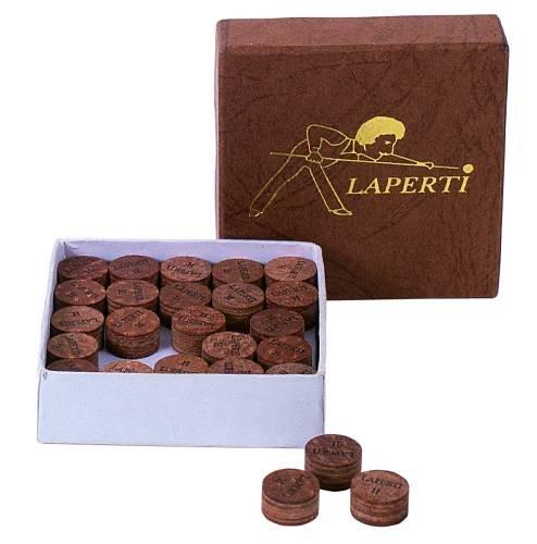 Klebleder Laperti (Mehrschichtleder), 13 mm hart (Preis pro Stück)