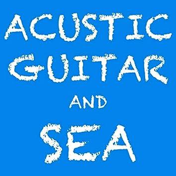 Acustic Guitar and Sea