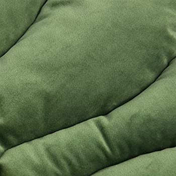 Conysan Matelas lavables pour Chiens et Chats, Coussins de en Peluche pour Animaux de Compagnie pour soulager l'arthrite ou Les douleurs de la Hanche des Animaux de Compagnie (Ananas)