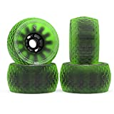 Slick Revolution Electric Skateboard Wheels Foamies 120mm | Patent Pending...