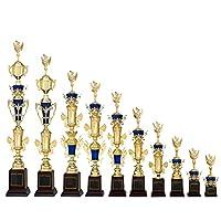 [レーザー彫刻名入れ] GOLD SHACHI 表彰トロフィー T8829 Gサイズ(高さ23cm 重さ200g)(B-0) 【学生相撲】