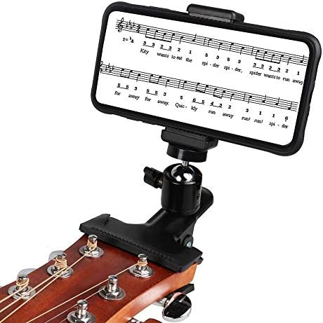 Top 10 Best ukulele accessories clips Reviews