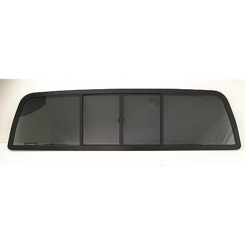 Chevy GMC Truck 88-98 Rear Sliding Glass window lock latch glass OEM replacement