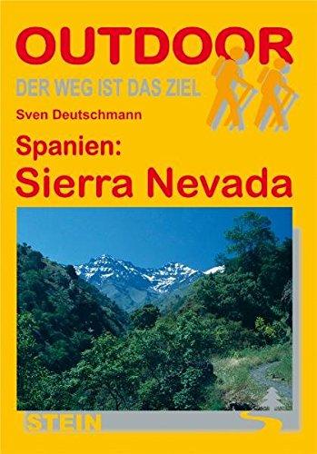 Spanien: Sierra Nevada: Der Weg ist das Ziel (OutdoorHandbuch)