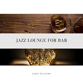 Jazz Lounge for Bar