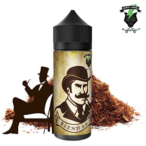E Liquid BLEND 2 ElecVap   Sin Nicotina   120ml formato