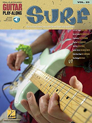 Surf: Guitar Play-Along Volume 23