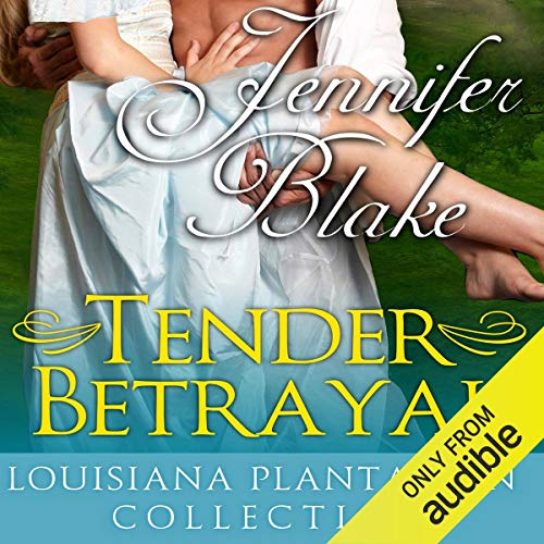 Tender Betrayal audiobook cover art