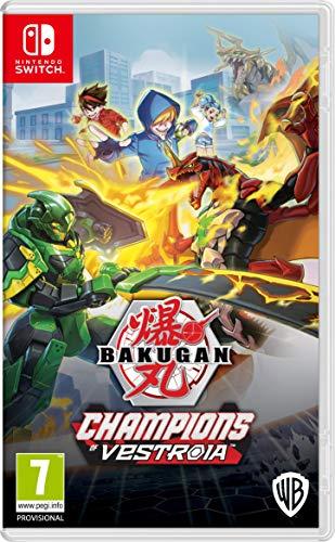 Bakugan: Champions of Vestroia - Nintendo Switch [UK IMPORT]