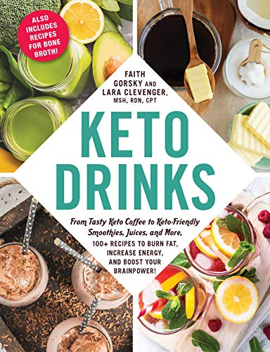 Keto Drinks: From Tasty Keto Coffee to Keto-Friendly...