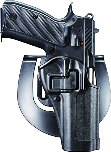 BLACKHAWK 410562BK-R Serpa CQC Concealment Holster, Matte Black