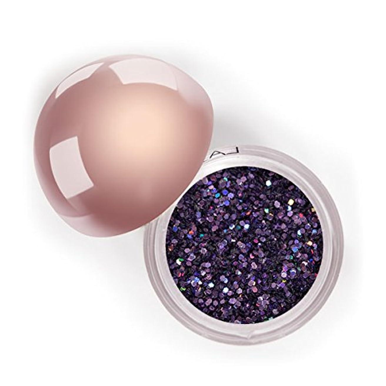 爆発物雨ポータブルLA Splash Crystallized Glitter - Bachelorette Blush (並行輸入品)