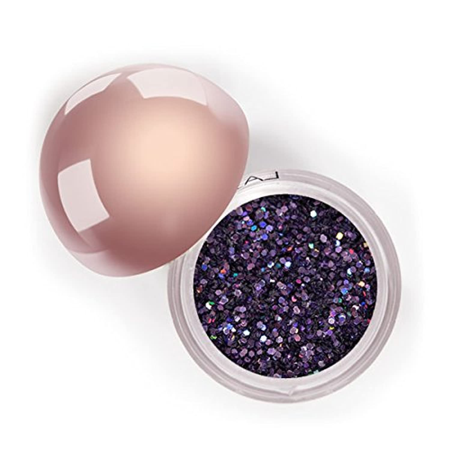 判定チャーム最大LA Splash Crystallized Glitter - Bachelorette Blush (並行輸入品)