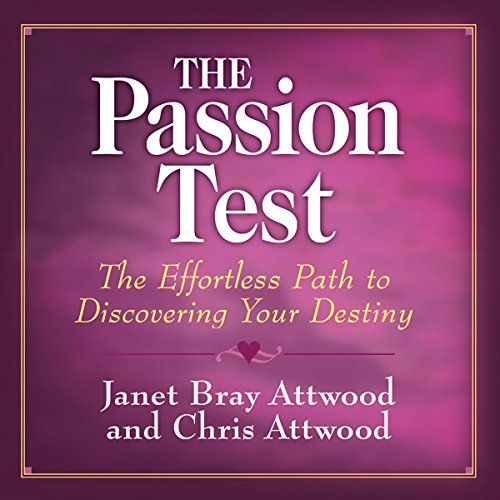 The Passion Test cover art