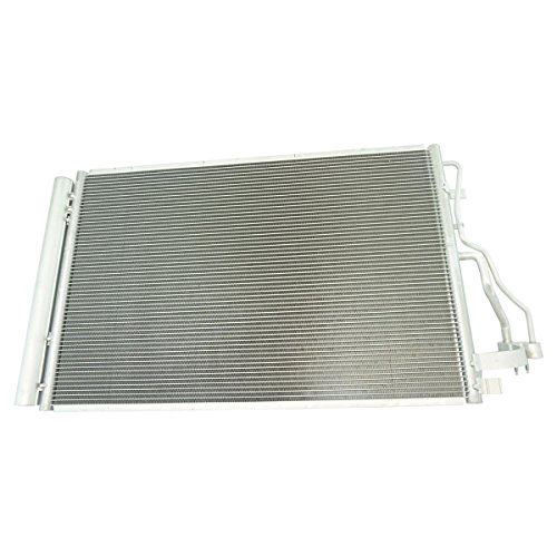 AC Condenser A/C Air Conditioning with Receiver Dryer for Hyundai Elantra Forte