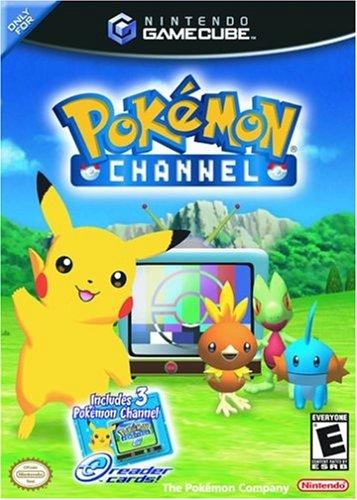 Pokemon Channel by Nintendo