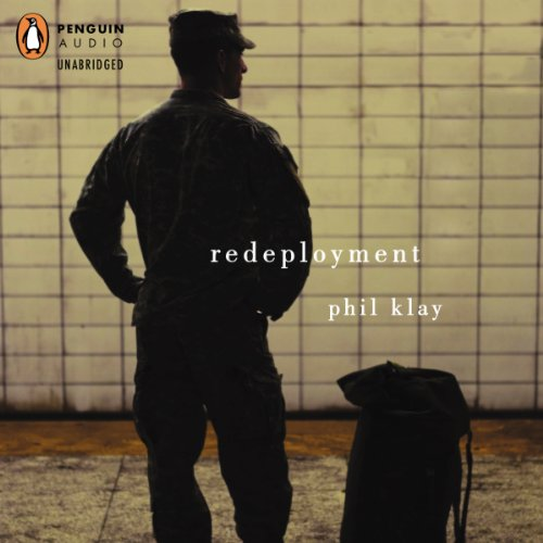 Redeployment audiobook cover art
