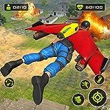Jetpack Hero FPS Shooter: Free Shooting Game