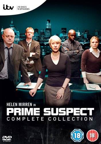 Prime Suspect - The Complete Collection [DVD]