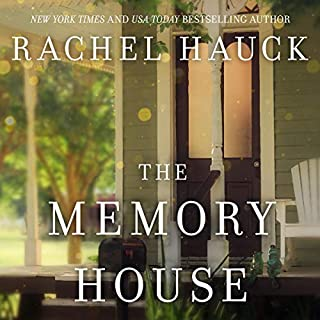 The Memory House audiobook cover art