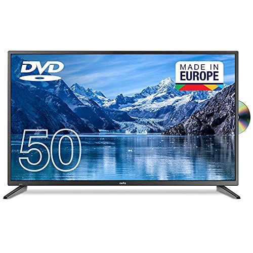 """Cello C5020F 50"""" inch Full HD LED TV with built-in DVD Player and Freeview T2 HD – UK Made"""