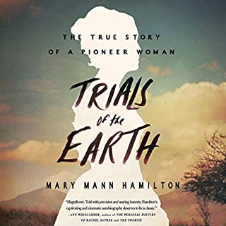 Trials of the Earth audiobook cover art