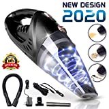 Best Cordless Car Vacuums - MEG Handheld Vacuum Cleaner Cordless, Rechargeable,106W Lithium Battery Review