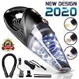 Best Rv Vacuums - MEG Handheld Car Vacuum Cordless, Rechargeable,106W Lithium Battery Review