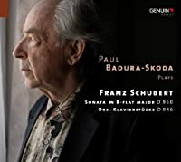 Badura-Skoda Plays Schubert by Badura-Skoda (2013-01-29)