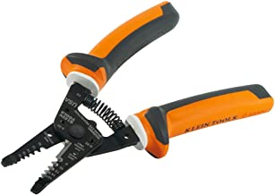 Insulated Wire Stripper/Cutter, VDE Certified, Klein Tools 11054-EINS