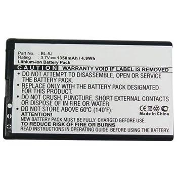 nokia 521 battery