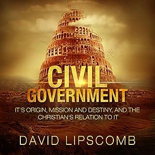 Civil Government audiobook cover art