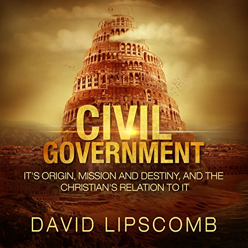 Civil Government audiobook cover art