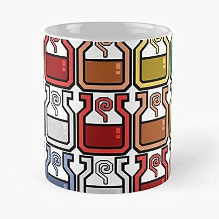 Mhgen Monster Hunter Monsterhunter - Coffee Mug Tea Cup Gift 11oz Mugs The Best Holidays.
