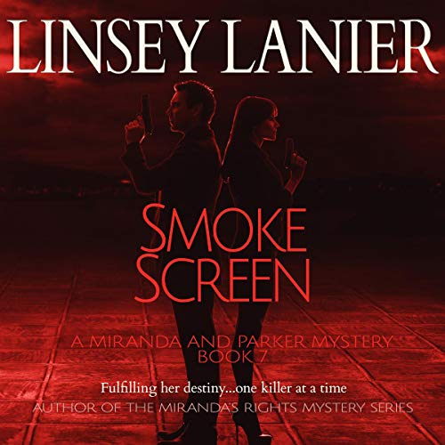 Smoke Screen Audiobook By Linsey Lanier cover art