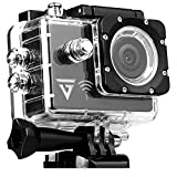 GoPro Active on Director 4K Action Camera | WiFi Full HD | 16MP Photos| Waterproof Camera for Vlogging | 4K Video Recording | Travel Blogging | Video Camera for YouTube