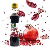 100%ige Granatapfelsirup ohne Zucker und Ohne Zusatzstoffe 350 g -